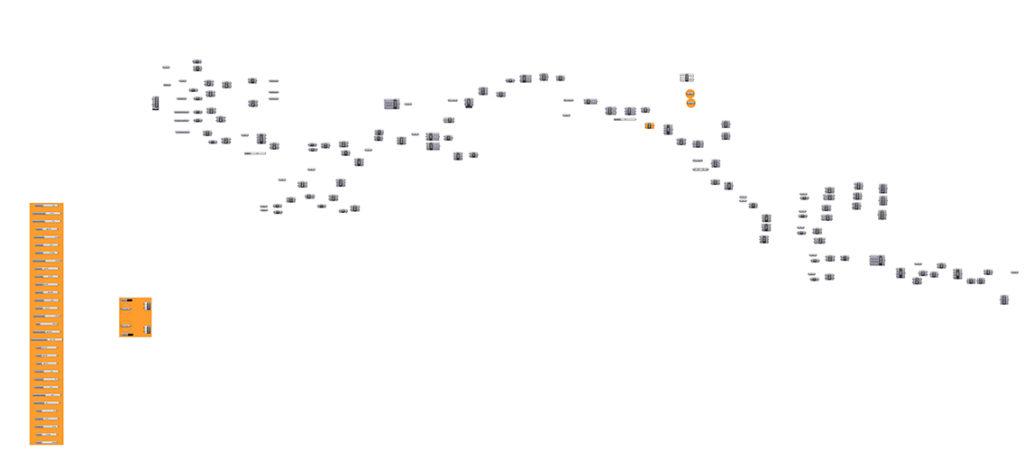 Parametric script for Stuttgarter Fernsehturm tattoo